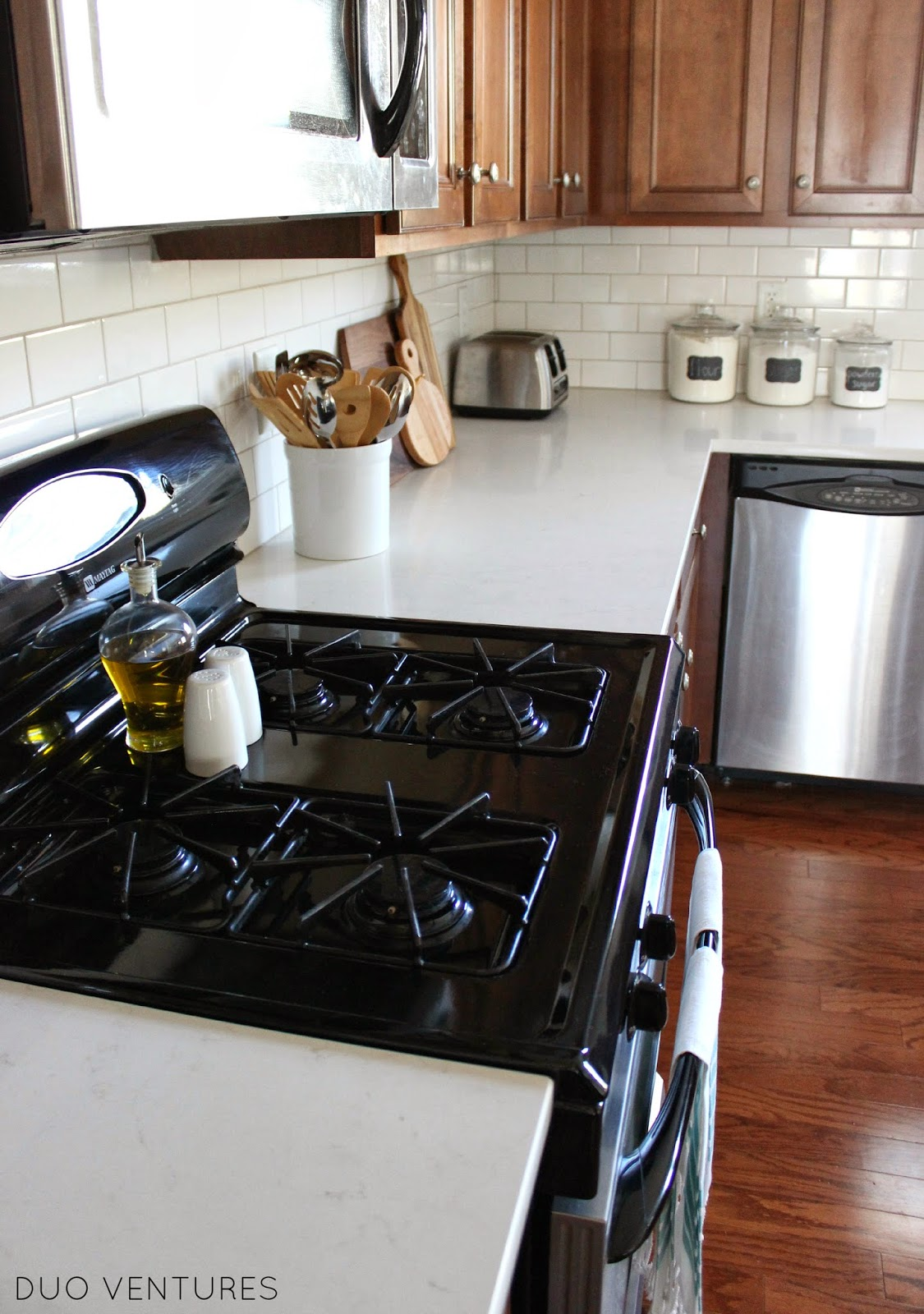 Duo Ventures Kitchen Makeover Final Reveal