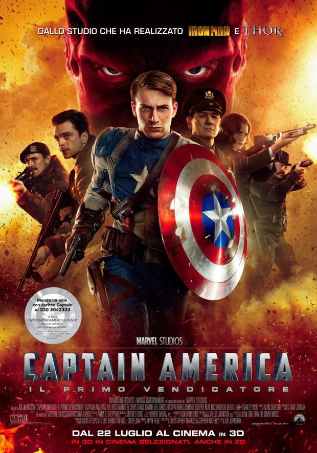 Captain America Stream Hd