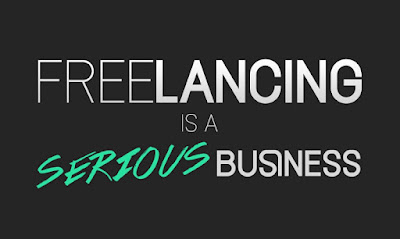Writing as a freelancer