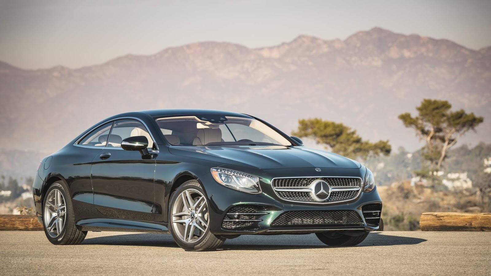 Mercedes benz classe s coup e cabriolet 2019 v deo car for Mercedes benz b class bev
