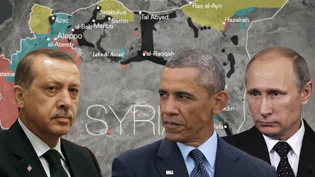 Ουάσινγκτον και Μόσχα αποφασίζουν για Τουρκία και Κούρδους