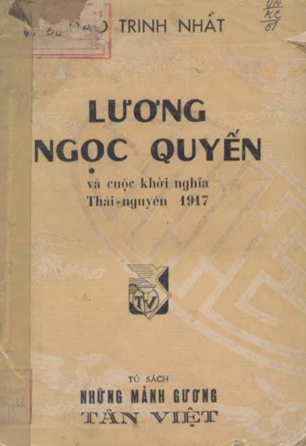Lương Ngọc Quyến và cuộc khởi nghĩa Thái Nguyên 1917 (Download free)