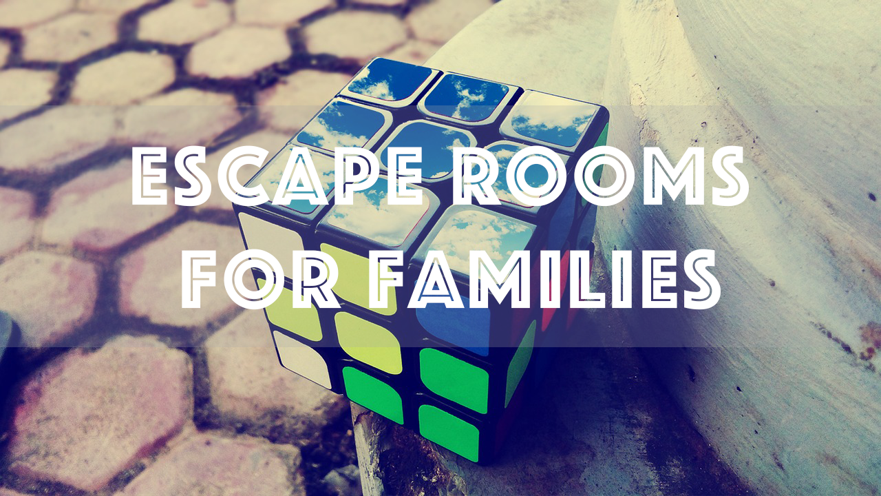 Escape Rooms For Families Tips Electronics Learning Circuits Thames Kosmos Timberdoodle Co An Room Is Experience Where You Have To Find Clues And Solve Puzzles From A Physical It Might Involve Padlocks Keypads