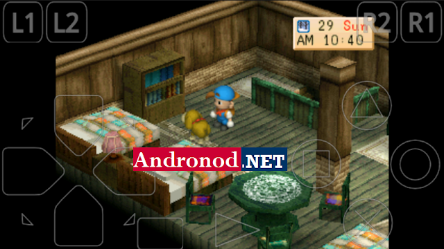 Harvest Moon: Back to Nature Rar For Android (Bahasa Indonesia)