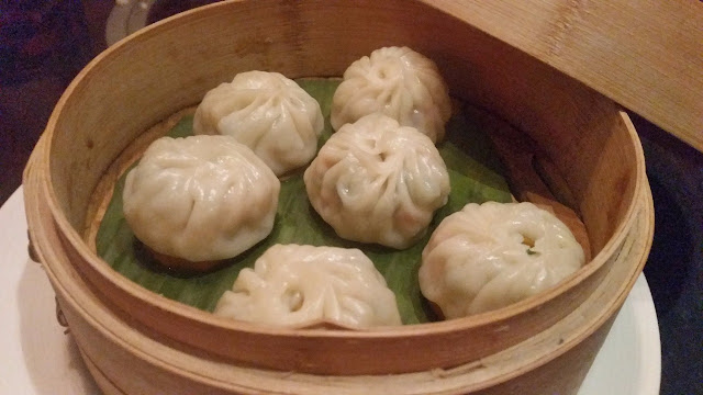 Vegetable Dim Sums