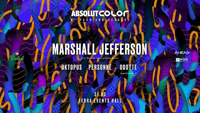 Marshall Jefferson la Bucuresti