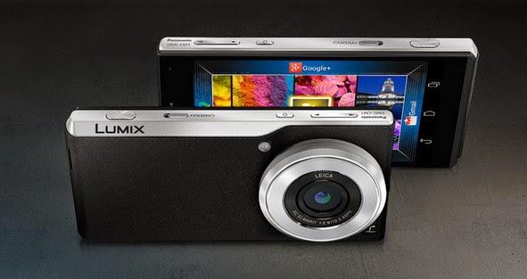 Leica lens, Panasonic Lumix DMC-CM1, hybrid smartphone, smartphone camera, 4K video, 4G LTE, Full HD Video, venus engine, new panasonic camera, Android KitKat, smart camera
