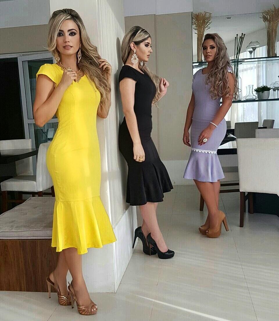Vestidos Lindos da Closet Luxuoso vem conferir.vestidos femininos,vestidos de festas,vestidos longos,vestidos sereias,moda vintage,moda executiva,