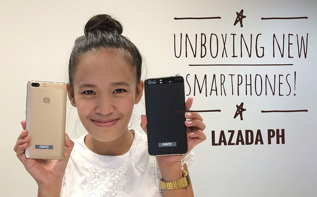 Lazada's Mid-Year Unboxing of Smartphones 2017