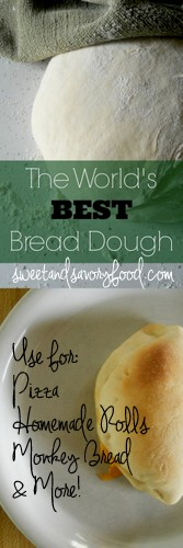 the world's best bread dough (sweetandsavoryfood.com)
