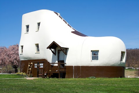 10 weirdest shaped house in world