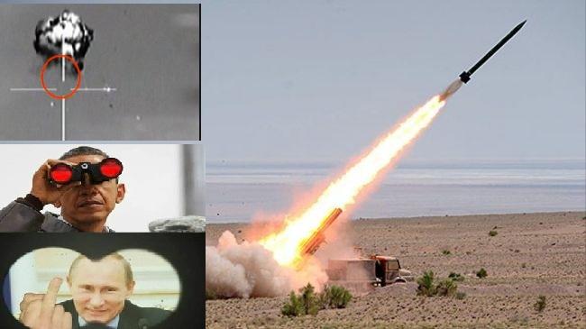 ΕΚΤΑΚΤΟ: Η Ρωσία κατέρριψε αμερικανικά αεροσκάφη στην Κριμαία! (βίντεο)