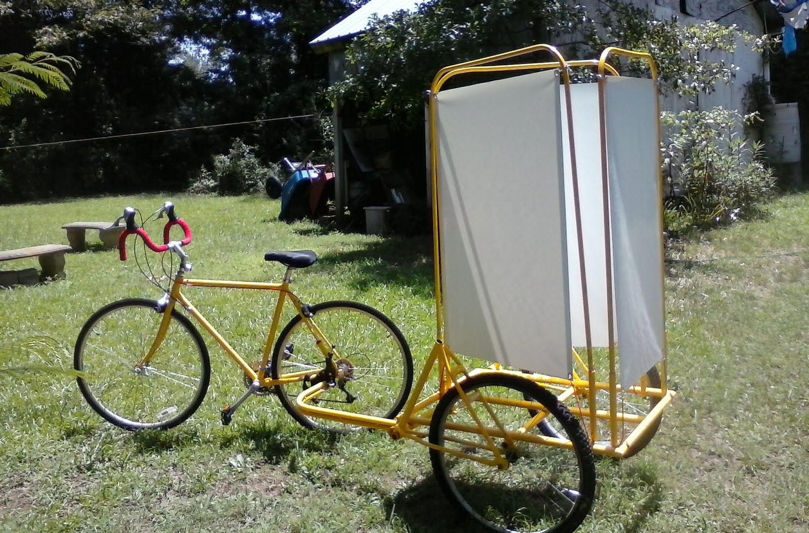 Our Pedal Promotion Bike-vertizing Rigs!