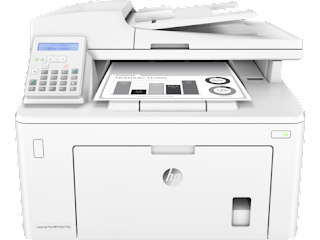 Download HP LaserJet Pro MFP M227fdn drivers