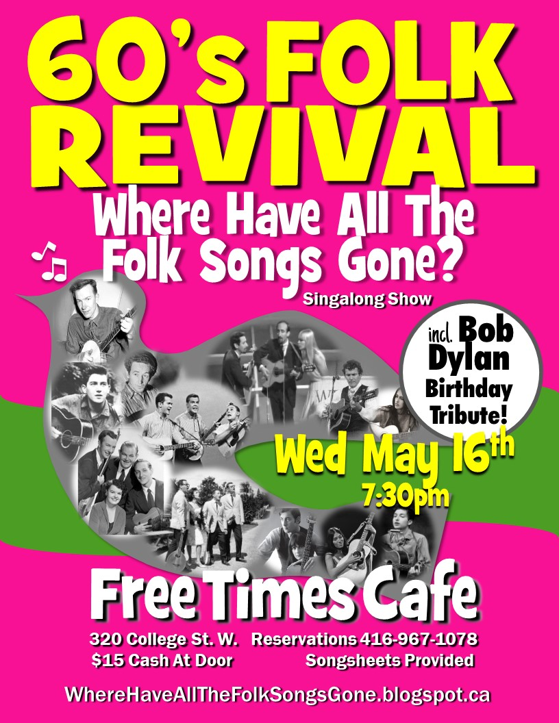 Where Have All The Folk Songs Gone