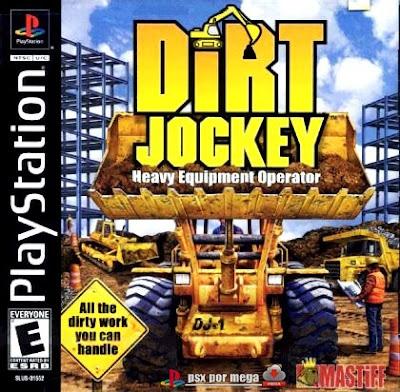 descargar dirt jockey heavy equipment operator psx mega