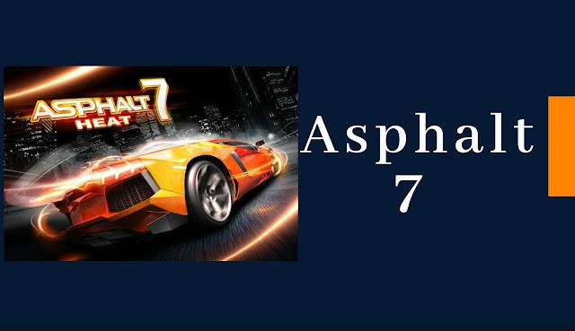 Download Asphslt 7 apk obb mod apk Heat with direct free download asphalt 7  links for android apk sd data obb for mobile phone offline gaming for free. Download apk sd data in zip rar format for Asphalt 7 heat android mobile.