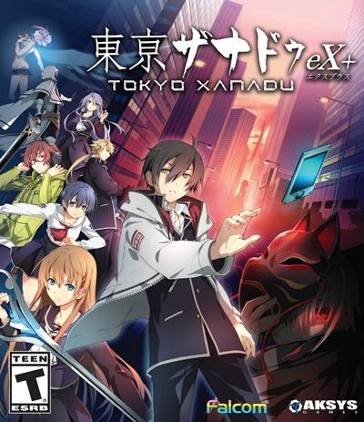 โหลดเกมส์ Tokyo Xanadu eX+