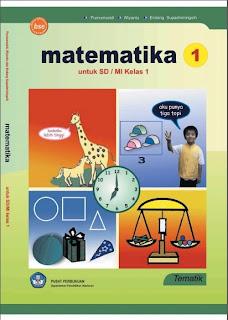 BSE Matematika Kelas 1 SD Gratis