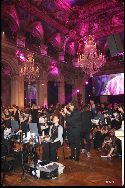 3ème édition de la Nuit de la coiffure de l'Oréal Professionnel  à l'Hôtel de ville de Paris