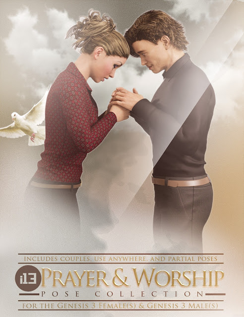 i13 Prayer and Worship Poses
