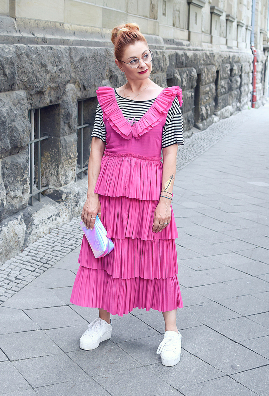 Modebloggerin über 40, Outfitinspiration für Ü40 Frauen