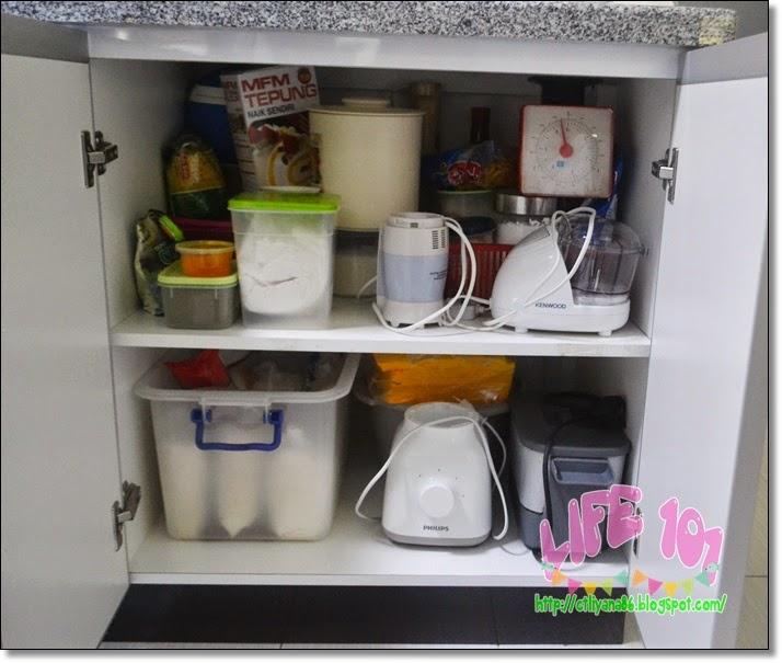 Susun Atur Dalam Kabinet Dapur Desainrumahid Com