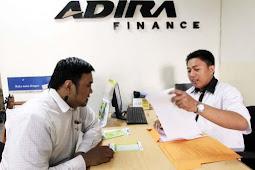 Melihat Honor Karyawan Adira Finance (Gaji Pokok)