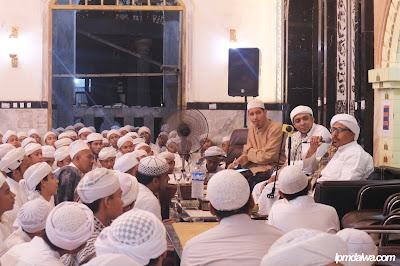 Salah Satu Mufti Hadramaut Kunjungi Dalwa