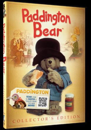DVD Review - Paddington Bear: Collector's Edition