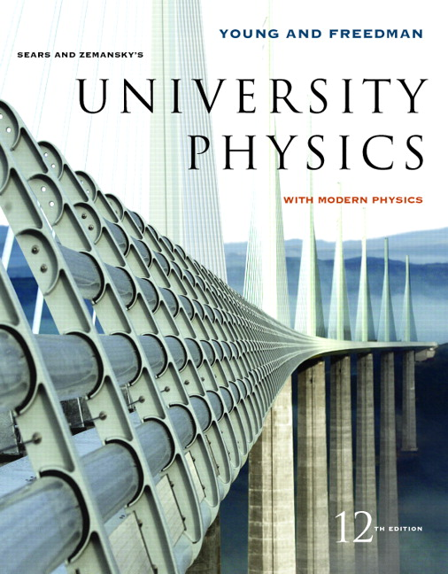 pdf book: UNIVERSITY PHYSICS by Young and Freedman ~ House of Physics