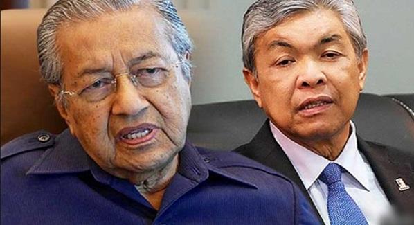 Zahid Hamidi Songlap Duit RM230 Juta Masuk Akaun Peribadi - Tun Mahathir