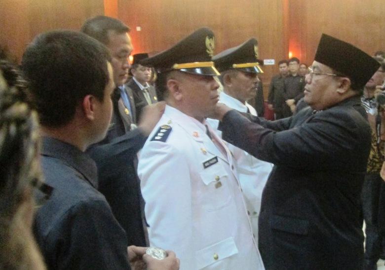 Inhu Terkini Portal Situs Berita Riau Riauterkini Berita Riau Terkini Wako Dumai Lantik 325 Pejabat Eselon Ii Iii Dan