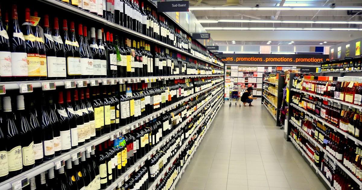 Beaux vins comment choisir une bouteille de vin en grande surface - Comment desherber une grande surface ...