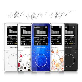 máy nghe nhạc kỹ thuật số LosslessS183R