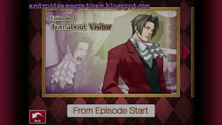 Ace Attorney Investigations: Miles Edgeworth apk + obb