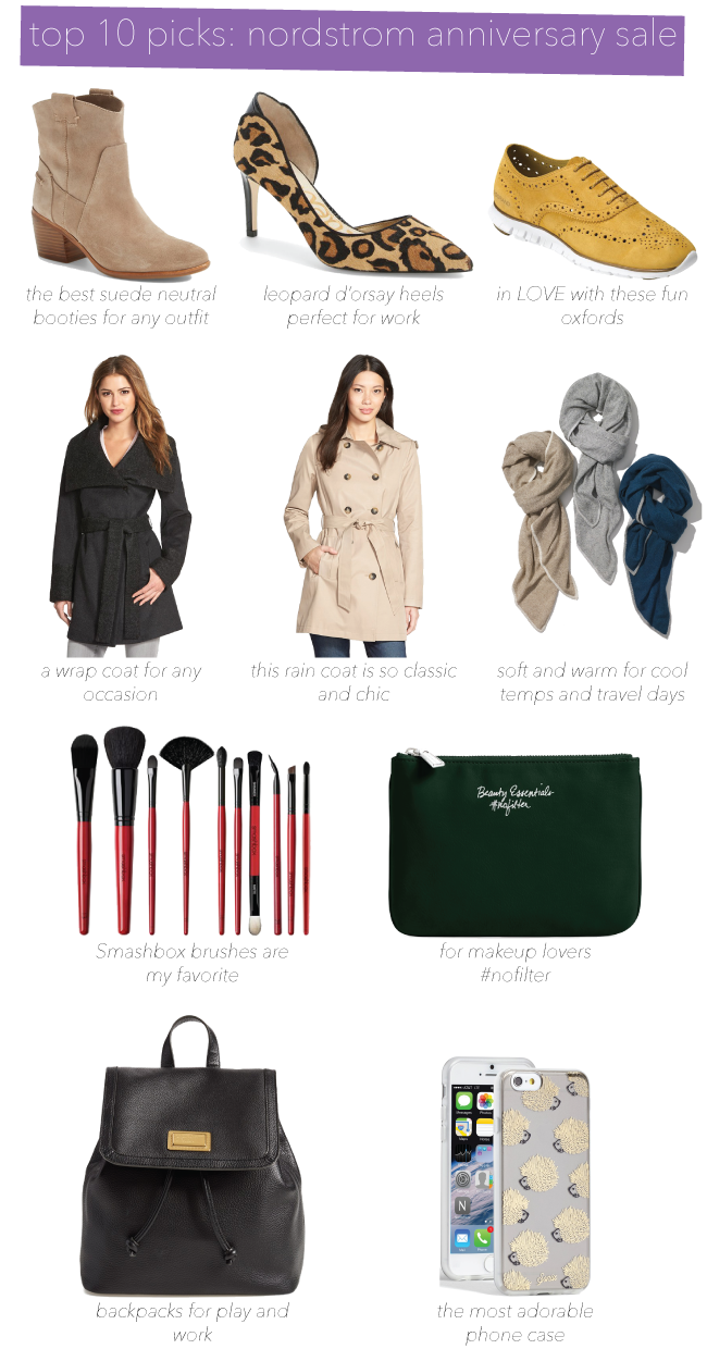 Nordstrom Anniversary Sale: Top 10 Picks // A Style Caddy