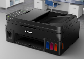 Canon PIXMA G4500 Inkjet Printer Drivers Download For Windows, Mac OS and Linux