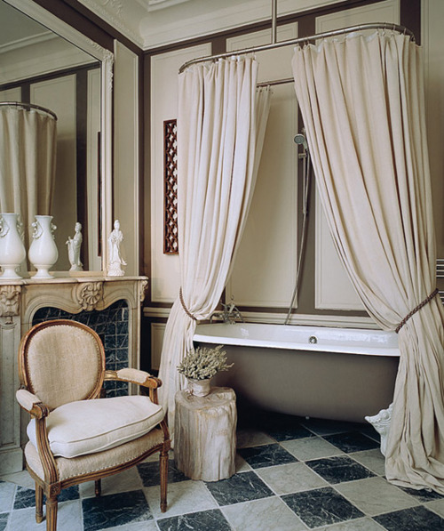 Shabby Chic Bathrooms: Cute Shabby Chic Style Bathrooms 2012