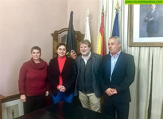El Ayuntamiento de Fuencaliente y Radio Ecca firman un convenio para continuar con la formación en el municipio