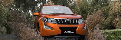 New 2016 SUV Mahindra XUV 500 is a Off road SUV