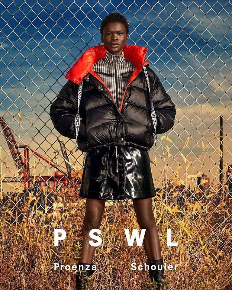 Proenza Schouler Spring Summer 2019 Ad Campaign