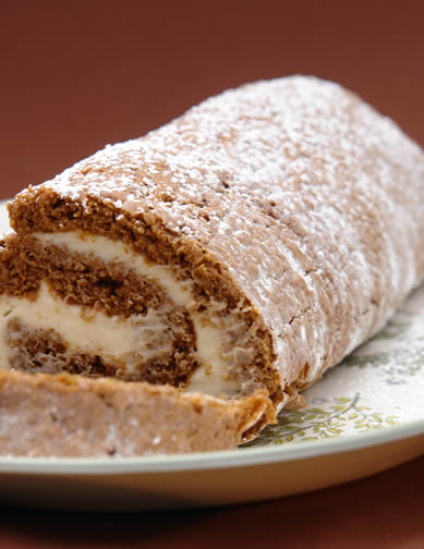 Gluten-Free Pumpkin-Roll Recipe