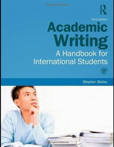 Understanding Basics of Academic Writing