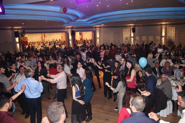 Το μεγάλο ευχαριστώ του Κυνηγετικού Συλλόγου Σπάρτης για την τεράστια συμμετοχή στον ετήσιο χορό!