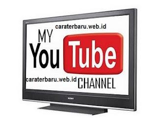 Cara Terbaru Meramaikan Channel Youtube