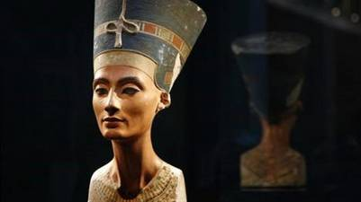 Confirmado: hay salas ocultas en la tumba de Tutankamón Nefertiti_CLAIMA20160317_0086_17