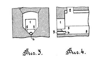 патент, эскиз размещения воздуховодов