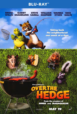 Over The Hedge 2006 BD25 Spanish