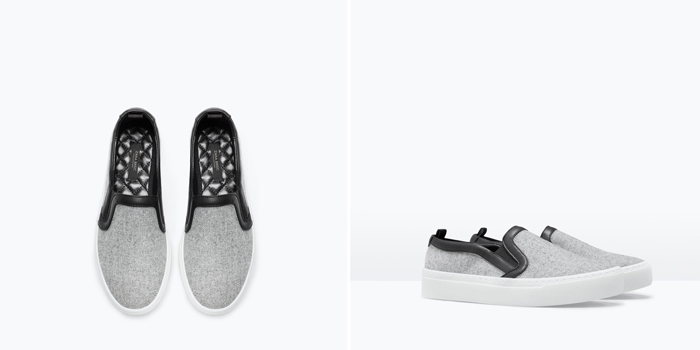 Zara New Spring 2015 Shoe Collection I With Or Without
